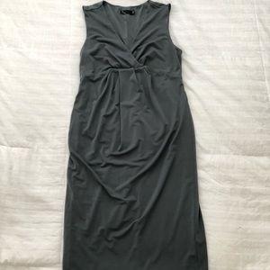 Dresses & Skirts - Gray Noir maternity sleeveless dress